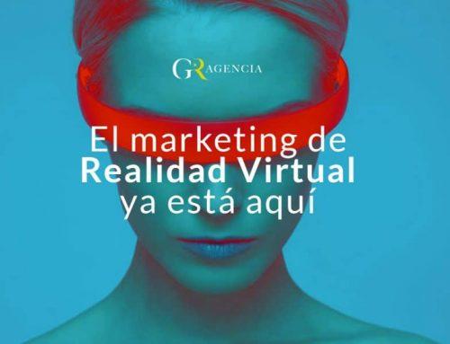 El marketing de Realidad Virtual ya está aquí