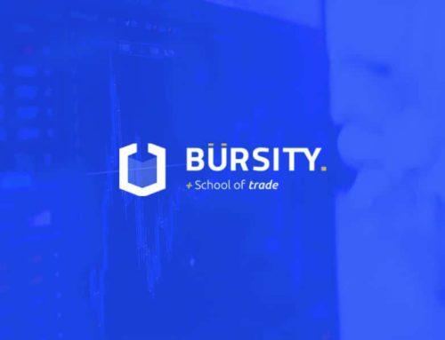 Diseño web y campaña de marketing digital de academia de trading | Bürsity School of Trade