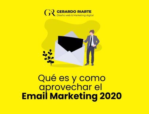 💪 Qué es y como aprovechar el Email Marketing 2020
